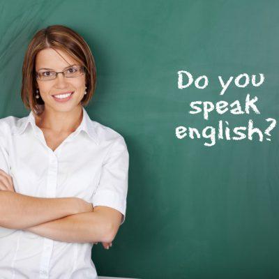 lezioni indiviali inglese non madrelingua